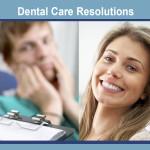 Dental care resolutions